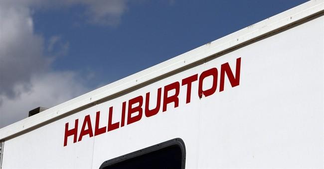Halliburton posts $622M in 1st-qtr net income