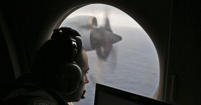 Why are Americans obsessed with missing plane?