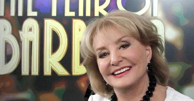 NYC mayor: May 16 to be Barbara Walters Day