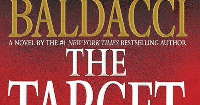 David Baldacci hits 'The Target' with new thriller