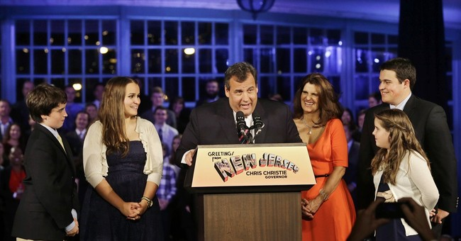 New Jersey's Christie named a Father of the Year