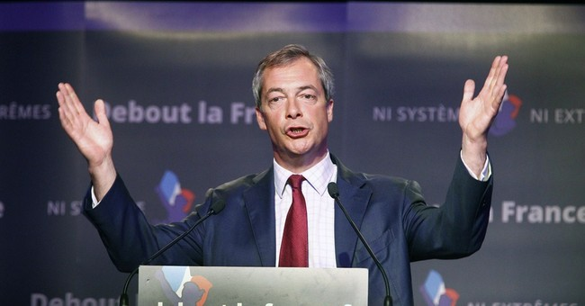 British anti-EU party focuses on immigrant threat