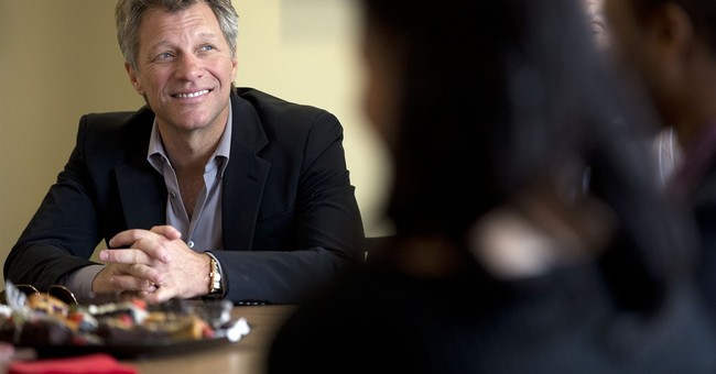 Bon Jovi helps open low-income housing in Philly