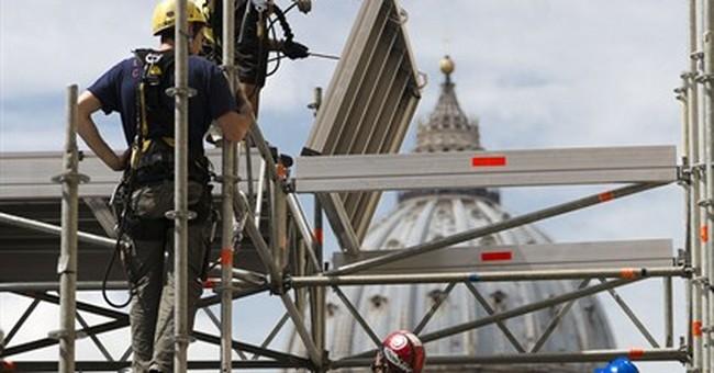 John Paul saint-maker: Pope not involved in Legion