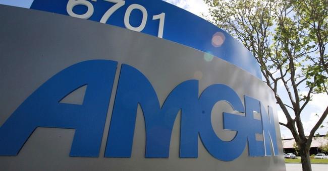 Amgen misses 1Q views as higher costs cut profit