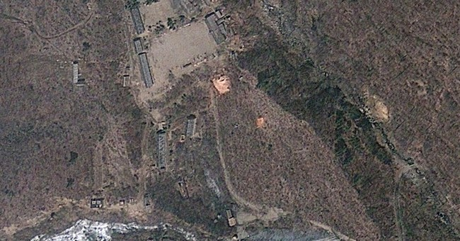 Activity at NKorea site hints at nuke test preps