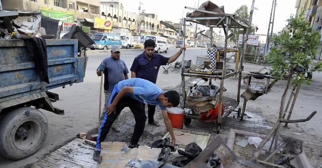 Militants attack balloting center in Iraq, kill 10