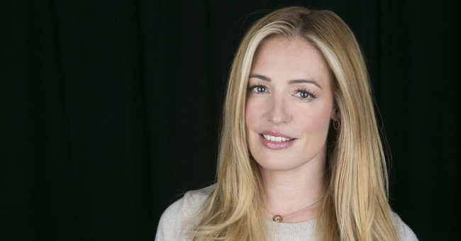 Cat Deeley ditches fun side for bad girl role