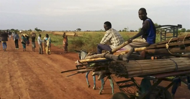 'Piles and piles' of bodies in S. Sudan slaughter