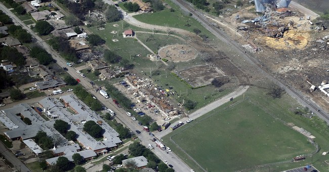 Feds: New laws, oversight needed after Texas blast
