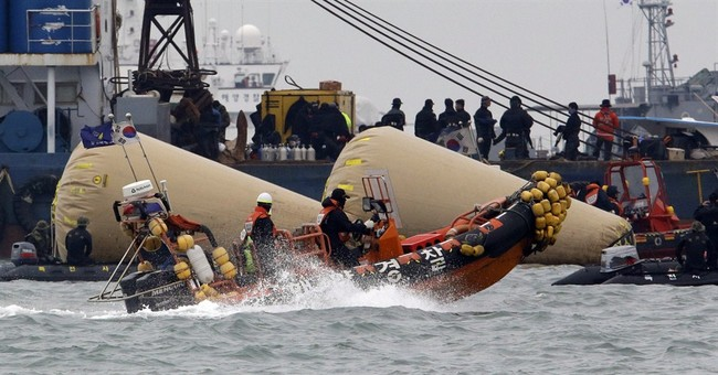 SKorea ferry toll hits 146 as search gets tougher