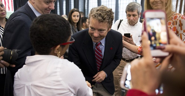 Sen. Rand Paul says school choice could expand GOP
