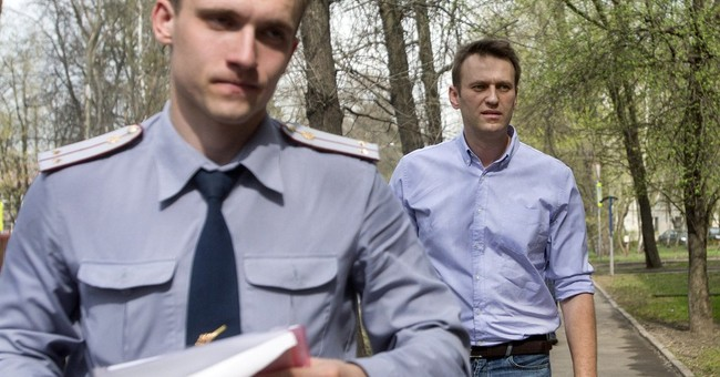 Navalny's conviction in Russia a chilling message