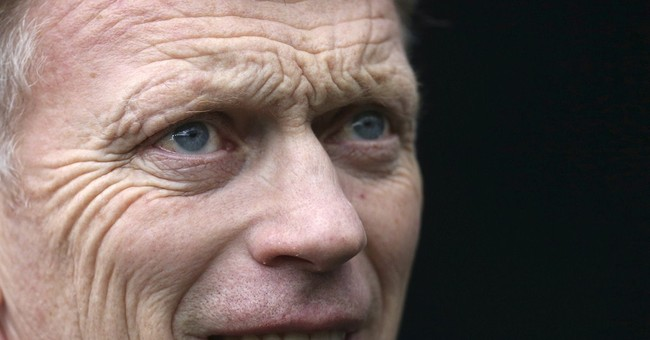 Moyes lacked the gravitas to be Man United manager