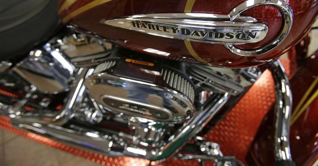 Harley-Davidson 1Q earnings roar ahead