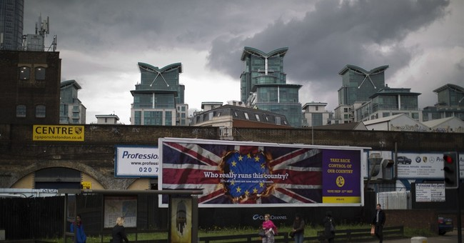 British anti-EU party focuses on immigrant threat