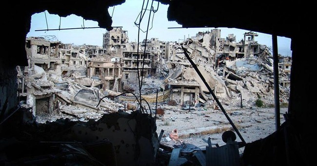 Syrian rebels make last stand for Homs
