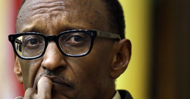 Rwanda's Kagame: Lessons learned from genocide
