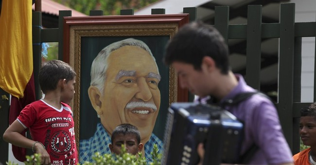 Mexico bids goodbye to 'Gabo,' famed adopted son
