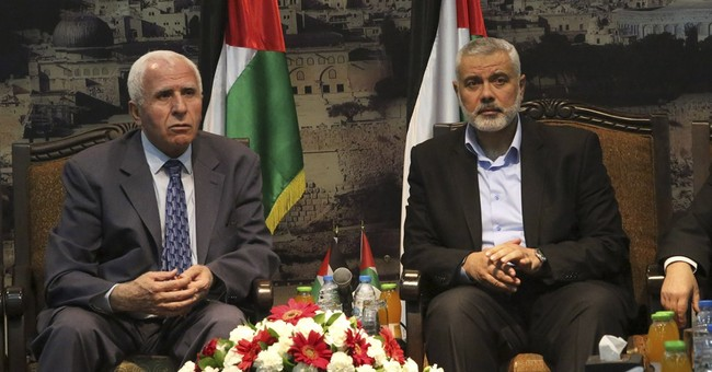Palestinians' Abbas warns against failure of talks
