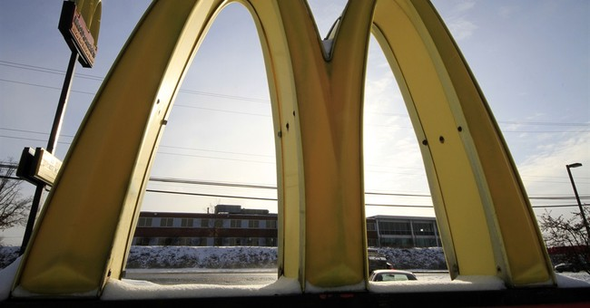 McDonald's 1Q profit slips as US sales decline
