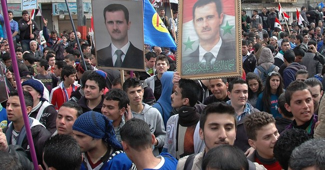 Syrian lawmaker first to announce presidential bid