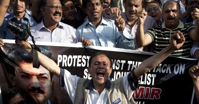 Pakistan's army wants TV news channel shut down
