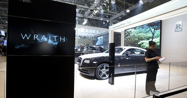 Luxury automakers scramble to woo young Chinese
