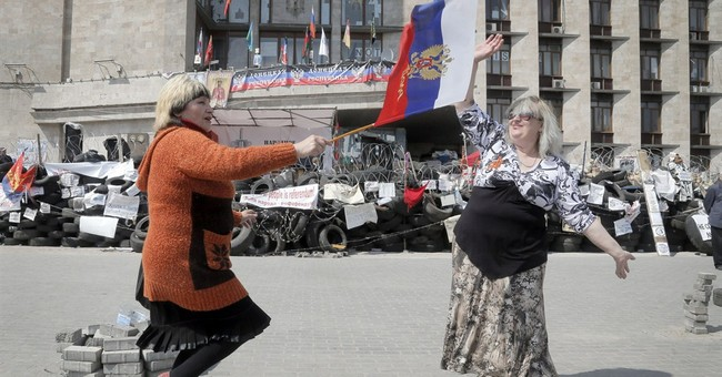 Amid Russia warning, Ukraine is in a security bind