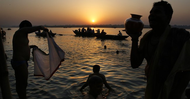 In India's vote, Hindu holy city is battleground