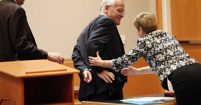 New Hampshire ex-priest gets jail time for thefts