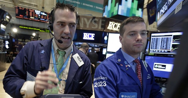 US stocks edge lower after a six-day rise