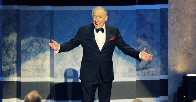 Mel Brooks putting on a 1-man show in Los Angeles