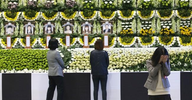 SKorean city full of grief prepares for more