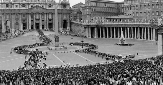 Pope John XXIII launched Vatican II and then some