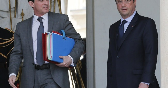 France raises deficit forecasts amid low growth