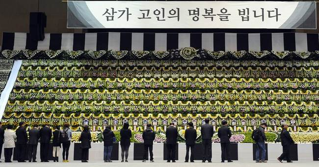 SKorean city full of grief prepares for more