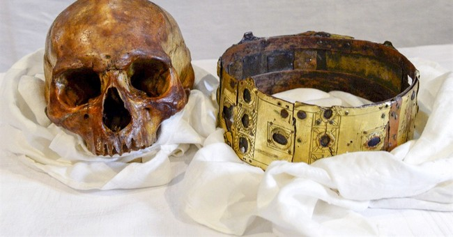Scholars analyze bones of Swedish medieval king