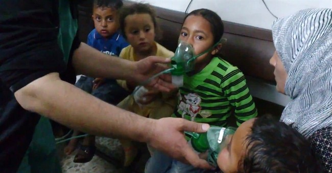 Syrian activists accuse Assad of new gas attacks