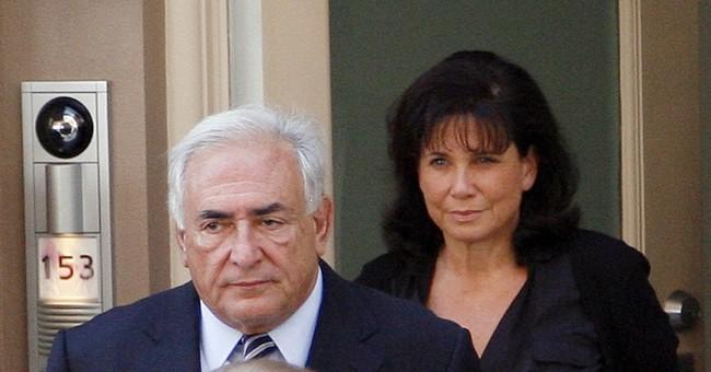 Strauss-Kahn's ex: 'I didn't know anything'