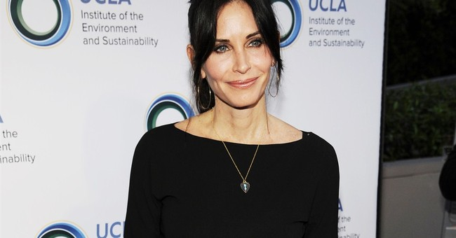 Courteney Cox makes directorial debut at Tribeca