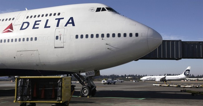 Delta navigates nasty winter, tops profit forecast
