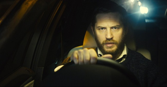 Review: Tom Hardy drives 'Locke,' in every way