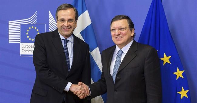 Greek milestone helps Europe put crisis in past