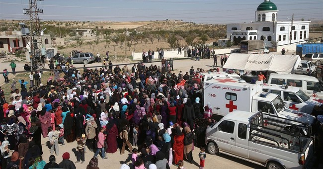 UN heads say Syria aid needs 'largely unanswered'