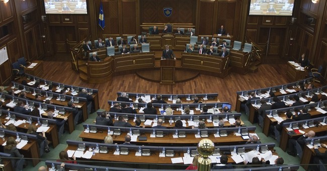 Kosovo lawmakers clear way for EU war crimes court