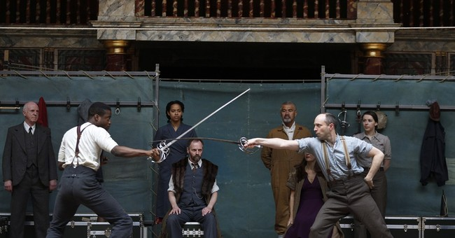 Shakespeare's Globe taking 'Hamlet' to 200 nations