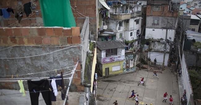 Mother of slain man blames Rio police