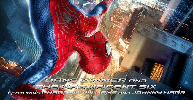 Music Review: Spidey enhanced by Zimmer soundtrack