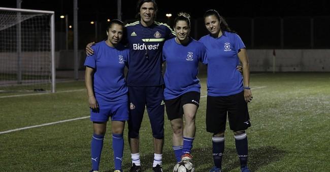 Arab-Israeli women break ground on pro soccer team